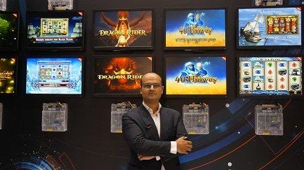 PSM Gaming a Enada Roma 2016