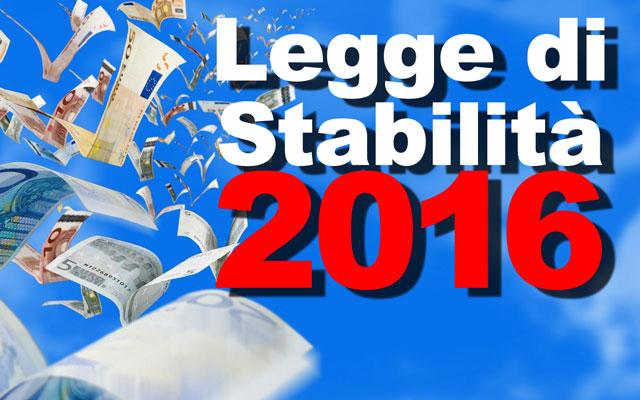 Giochi e Stabilità 2016: il dettaglio di tutte le misure introdotte nel testo dal passaggio alla Camera