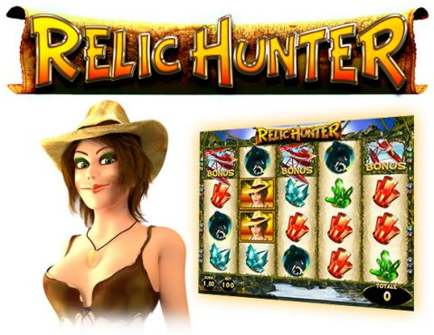 Relic Hunter – Pronta l'avventura