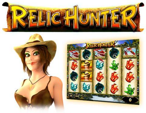 Relic Hunter – Pronta l'avventura