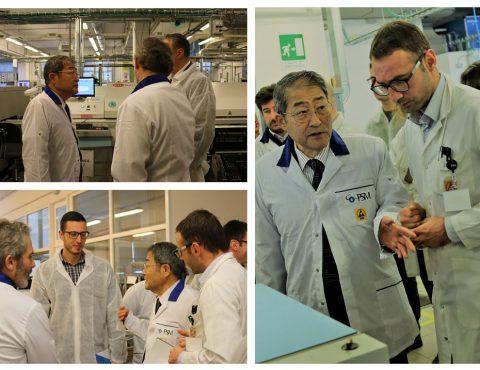 Un nuovo traguardo per il Gruppo SECO-PSM verso l'Industria 4.0 con Ritsuo Shingo
